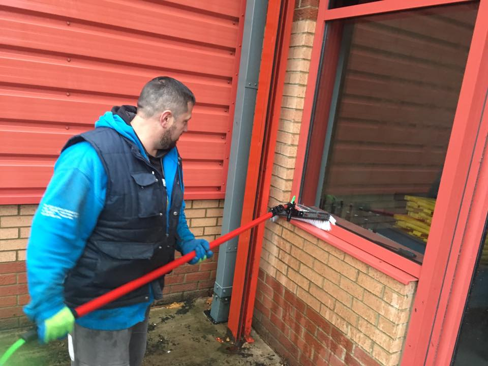 Cladding Cleaning In Cheltenham Al S Window Cleaning