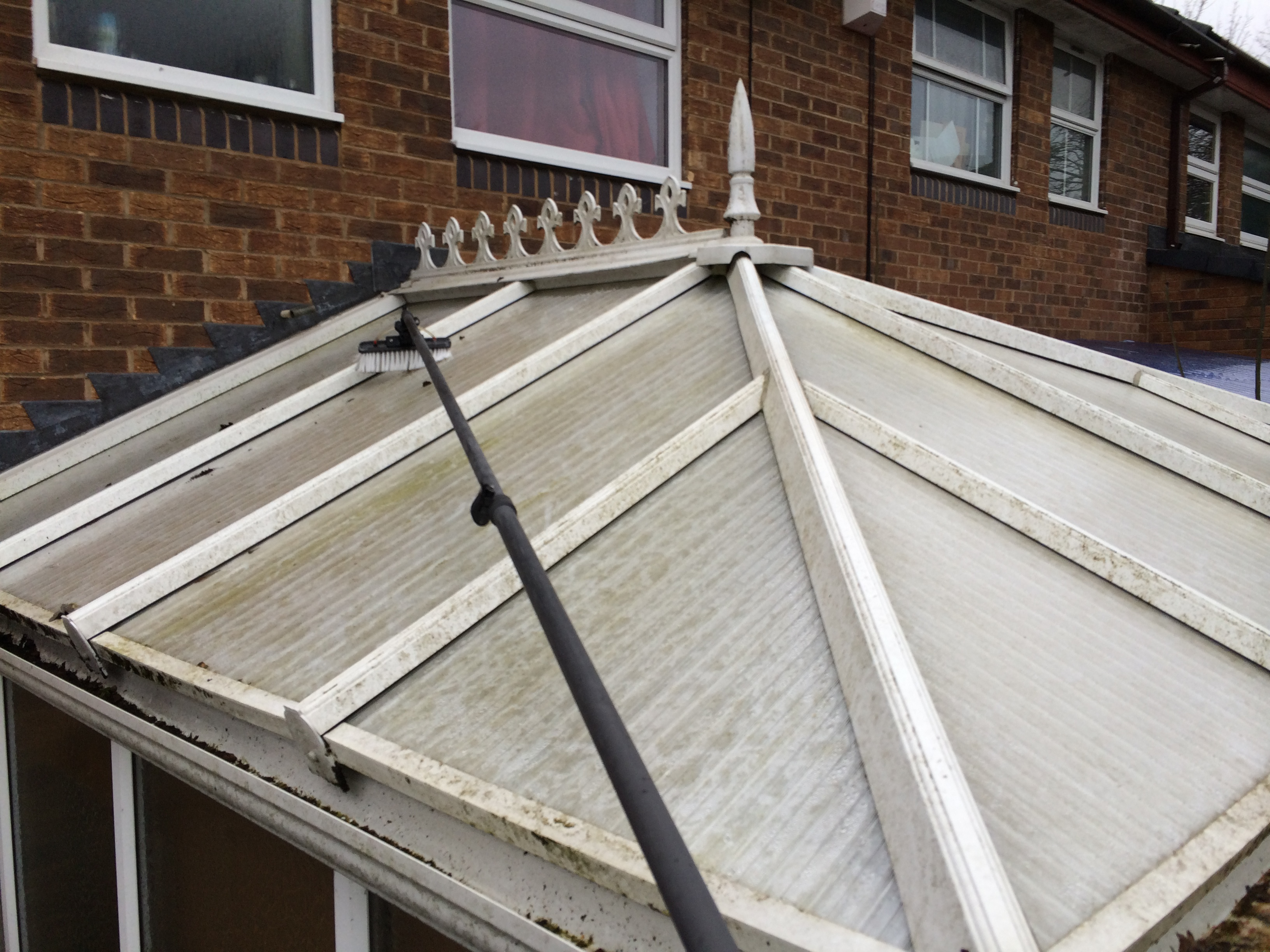 Conservatory Cleaning Newent Gutter Amp Window Cleaning Newent