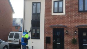 window cleaning bishops cleeve