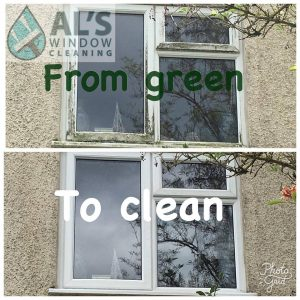 window cleaning in Ledbury and the surrounding areas
