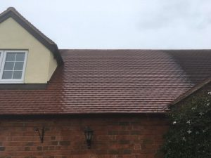 soft wash roof cleaning Gloucester