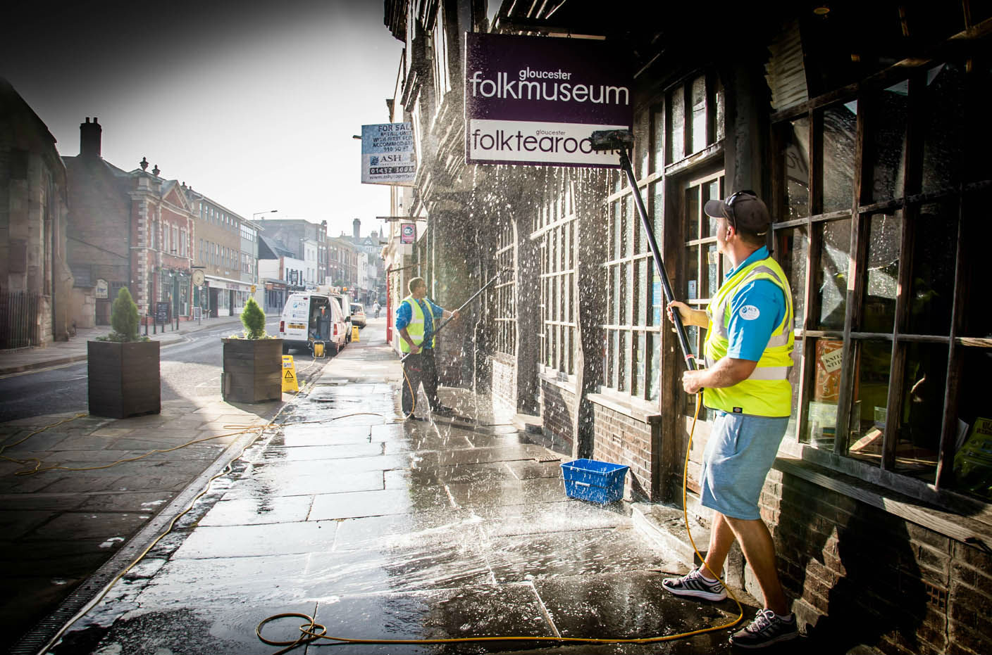 Window Cleaning Gloucester, Gloucestershire