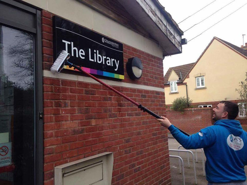 Best commercial window cleaning Gloucester, Gloucestershire