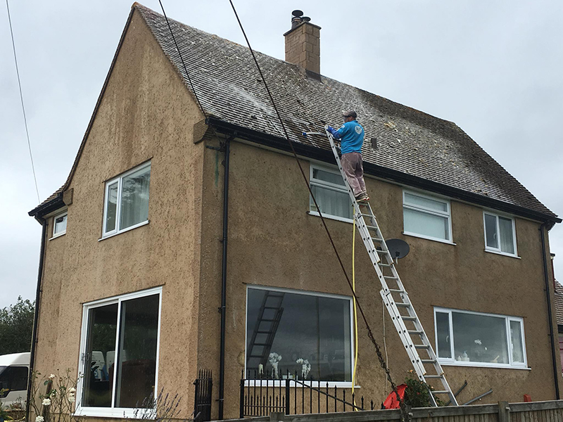 Best roof cleaning Gloucester, Gloucestershire