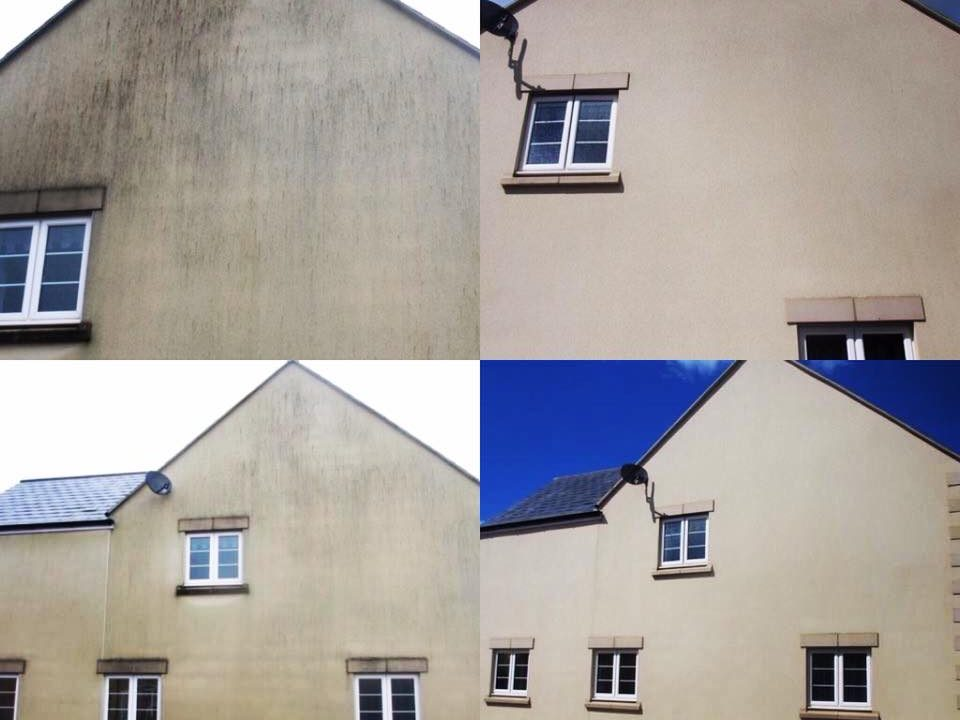 render cleaning in Hunts grove, Hardwick, Gloucester