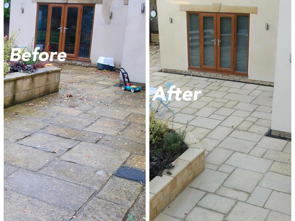 Render Cleaning Gloucestershire In The Forest Of Dean